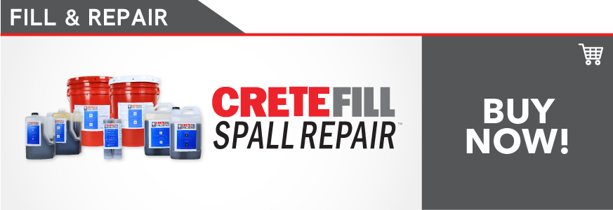 buy spall repair cretefill purchase