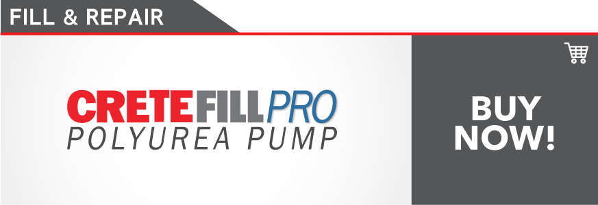 buy cretefill polyurea pump purchase